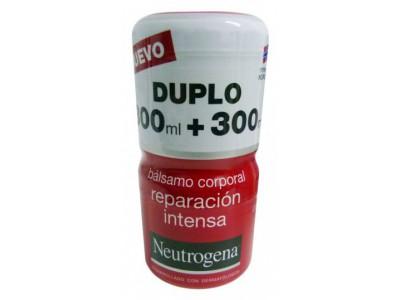 Neutrogena Duplo Bálsamo Reparador 300 +300ml