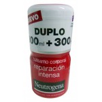 Neutrogena duplo Bálsamo Reparador 300 + 300 ml