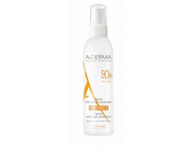 Aderma Protect Spray SPF50+200ml