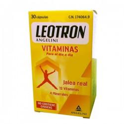 Leotron Vitaminas 30 Cápsulas