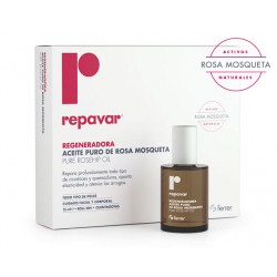 Repavar Regeneradora Aceite Rosa Mosqueta 15ml Roll-On