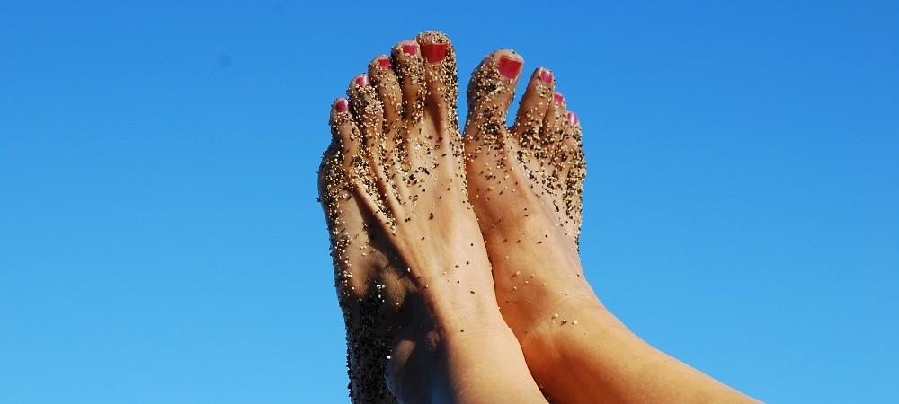 El cuidado de los pies: Podosán, Ureadín y Dr. Scholl