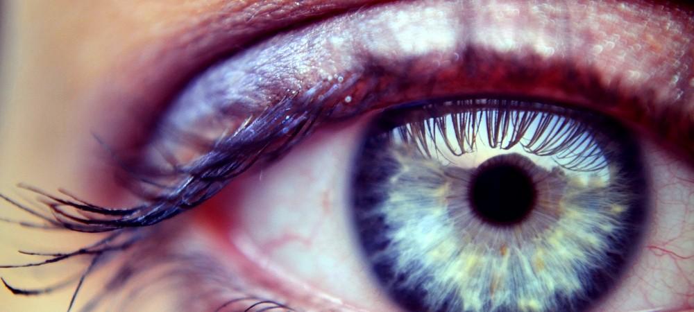 Contorno de ojos: luz en la mirada