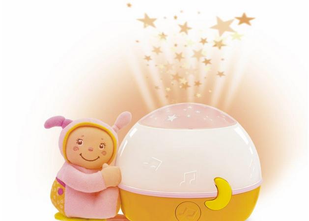 Proyectores para bebés