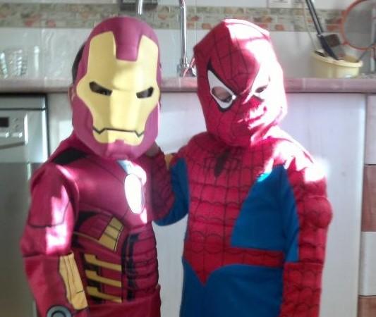 Si tienes un superhéroe en casa, procura tener a mano tu barrita de Arnidol