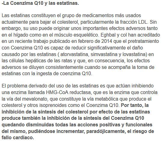 coenzimaq10 y estatinas1